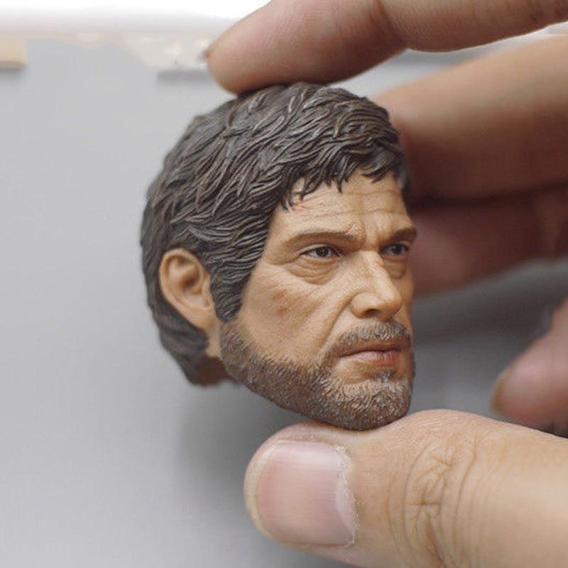 "GACTOYS 1//6 GC032 Male Head Sculpt Carving Fit 12/"" Figure Body Toys Collectibles"