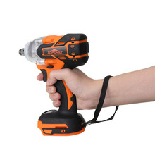 Topshak TS-PW1 Cordless Brushless Impact Wrench Screwdriver Stepless Speed Change Switch