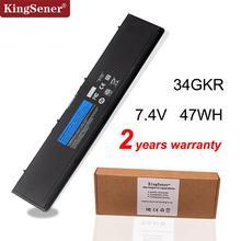 KingSener 7.4V 47WH 34GKR מחשב נייד סוללה עבור DELL Latitude E7420 E7440 E7450 3RNFD V8XN3 G95J5 34GKR 0909H5 0G95J5 5K1GW