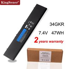 KingSener batería para portátil, 7,4 V, 47WH, 34GKR, para DELL Latitude E7420, E7440, E7450, 3, RNFD, V8XN3, G95J5, 34GKR, 0909H5, 0gw