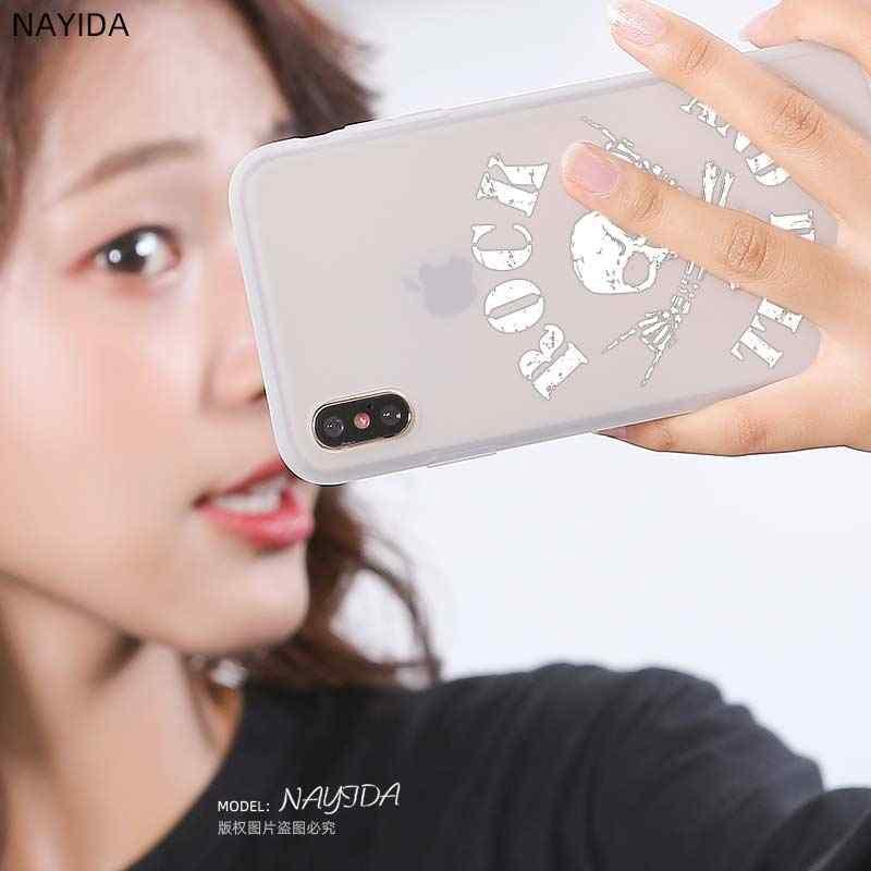 Luxus Telefon Fall Abdeckung Für Huawei Ehre 9 10 Lite 9X 8X Max 7a pro 8a 8C V20 SPIELEN 10i 20 Pro Rock 'n roll