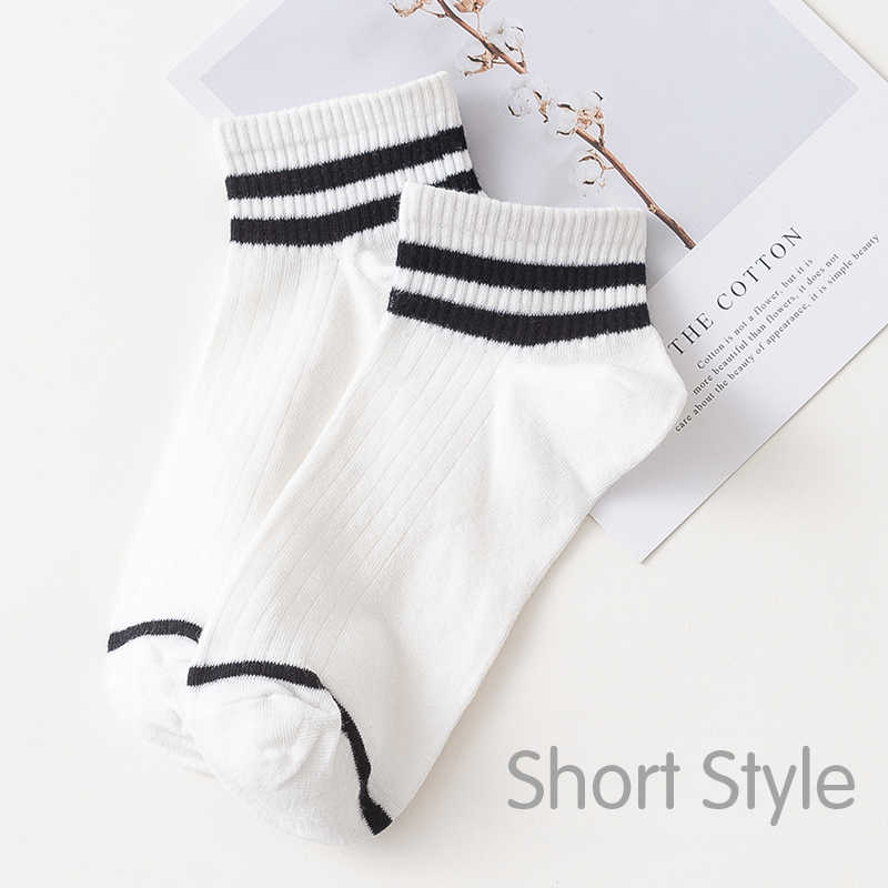 Ngộ Nghĩnh Nhật Bản Dễ Thương Trường Nữ Trung Học Cotton Ngắn Sọc Thủy Thủ Đoàn Tất Nhiều Màu Sắc Nữ Bông Tai Kẹp Thiết Kế Retro Short 2020