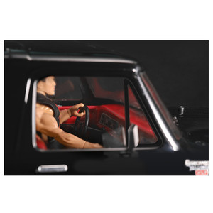 Image 4 - 시뮬레이션 인테리어 등반 자동차 투명한 인테리어 1:10 dj traxxas trx4 ford bronco rc 크롤러 부품