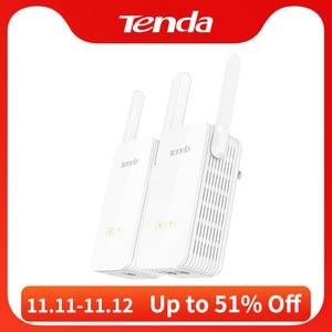 Image 1 - 1Pair Tenda PH15 1000Mbps Powerline Ethernet Adapter,PLC Network Adapter,Wireless WIFI Extender,Homeplug AV,Plug and Play