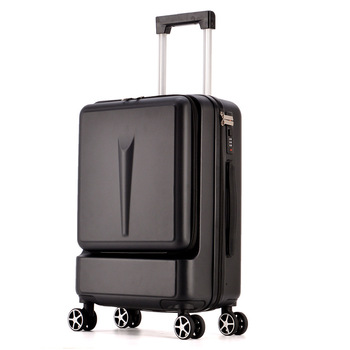 20 Inch Rolling Luggage Bag Trolley Password Box With Wheels Boarding Suitcase Women Travel Bag Trunk Carry on Luggage