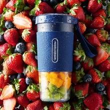 2019 Summer Household Mini Portable Wireless Fruite Vegetable Food Blender High Quality Juicers New Arrival