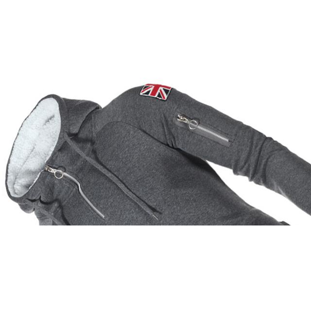 Casual Men Patchwork Hoodies Fashion Hooded Sweatshirt Coat Male Winter Spring Black Red Streetwear Tracksuit Man Hoody Pullover