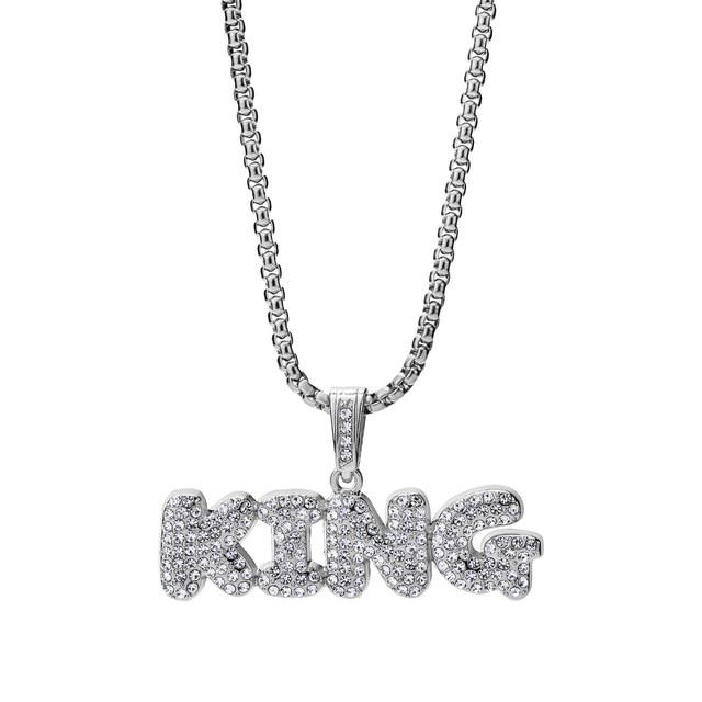 Фото xuanpai модные ювелирные изделия мужское ожерелье индивидуальное