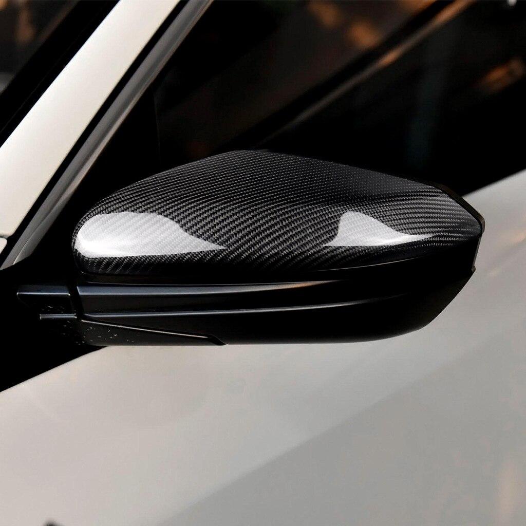 For Honda Civic 2016-2019 Black titanium Interior Door Stripe Decoration Trim