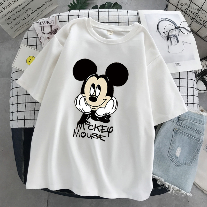 Disney Women Hoodies Minnie Mickey Mouse Hoodies Cartoon Tops Long Sleeve Pockets Sweatshirts Fashion Hooded Women 33
