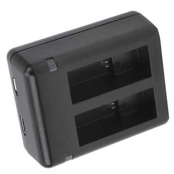 Akcesoria do kamer akcesoria do kamer kamera AT1139 podwójny kanał ładowarka do ładowania GOPRO Hero 9 Type‑C tanie i dobre opinie Akozon as description CN (pochodzenie)
