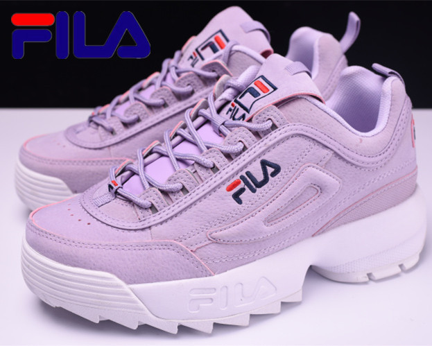 FILA Disruptor II 2 Women Shoes Generations Large Serrated Thick Raised Shoes Women Running Shoes Free Delivery Size36-41