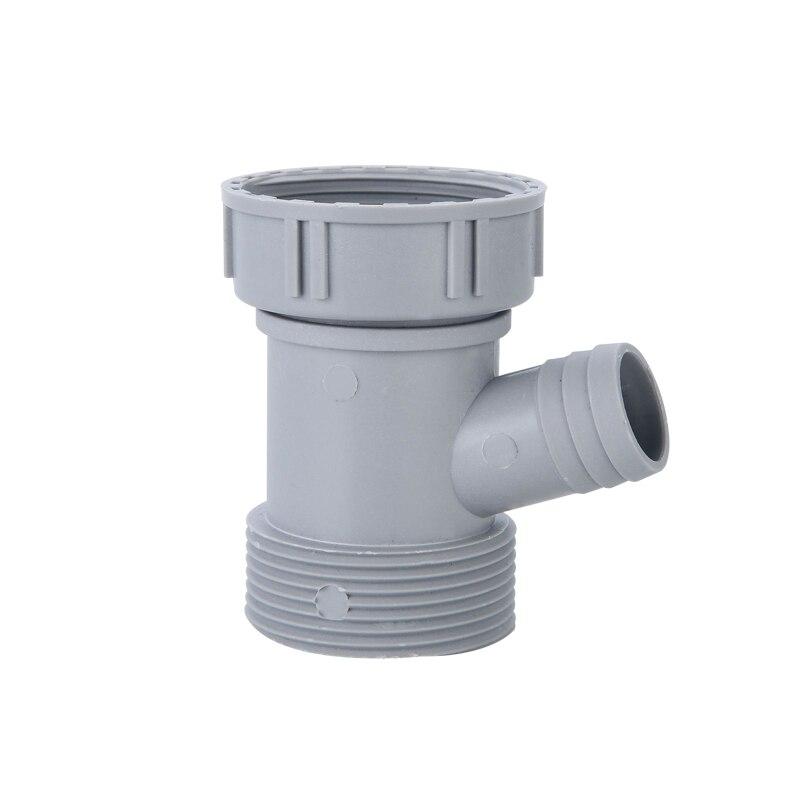 Wash Basin Under Water Pipe Three-way Head Sink Waterer Kitchen Water Pipe Interface Kitchen Accessories Sink