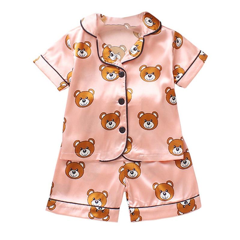 Unisex Top & Short Sleepwear