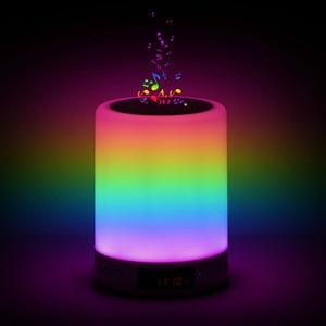 Smart Bluetooth Speaker LED Ni