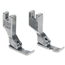 Presser-Foot Sewing-Machine Industrial Foot-Steel-Sided Flatcar 1PCS Unilateral P36ln/p36n