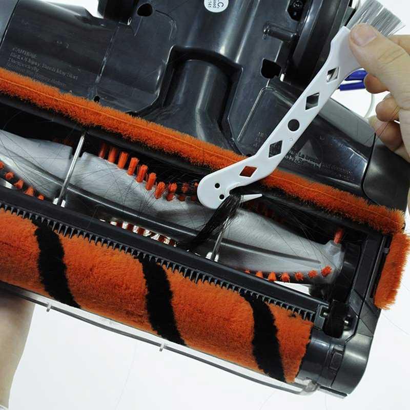6 חבילה HEPA מסנני & 12 צד מברשות החלפת סט עבור כריש IQ R101AE (RV1001AE) IQ R101 (RV1001) רובוט שואב אבק
