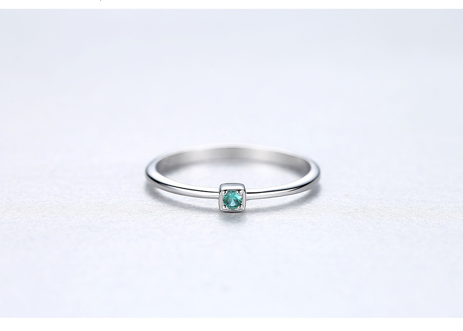 CZCITY Genuine 925 Sterling Silver VVS Green Topaz Wedding Rings for Women Minimalist Thin Circle Gem Rings Jewelry Carving S925 H6aa60a35f6144d13939c6d1ecd06cfcbn ring