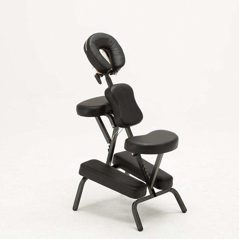 Кресло для салона складное регулируемое кресло для выскабливания татуировок складное массажное кресло переносное кресло для тату