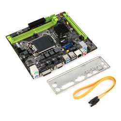 H110MS21151 bilgisayar anakartı USB hızlı veri hızı 6 gb/sn profesyonel DIGI + dijital güç kontrol