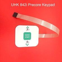 Quick start button for precor 842i treadmill parts for UHK 842i Precor keypad