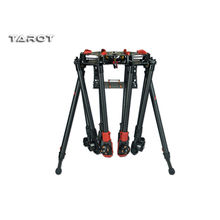 Tarot X8-II aerial photography aircraft TL8X000-PRO mutilcopter carbon fiber Frame kit tarot 330mm dia 25mm 3k carbon fiber tube boom tl9609 for rack mounted t810 frame kit f05524