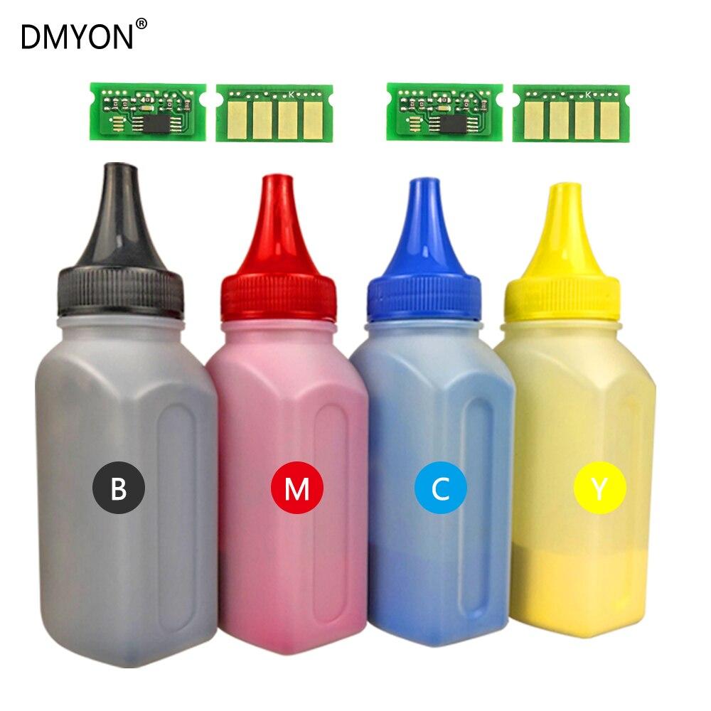DMYON Ricarica Polvere di Toner CRG054 per Canon ImageCLASS IC MF641Cw MF643Cdw MF645Cx LBP621Cw LBP623Cdn LBP623Cdw Stampanti Clip