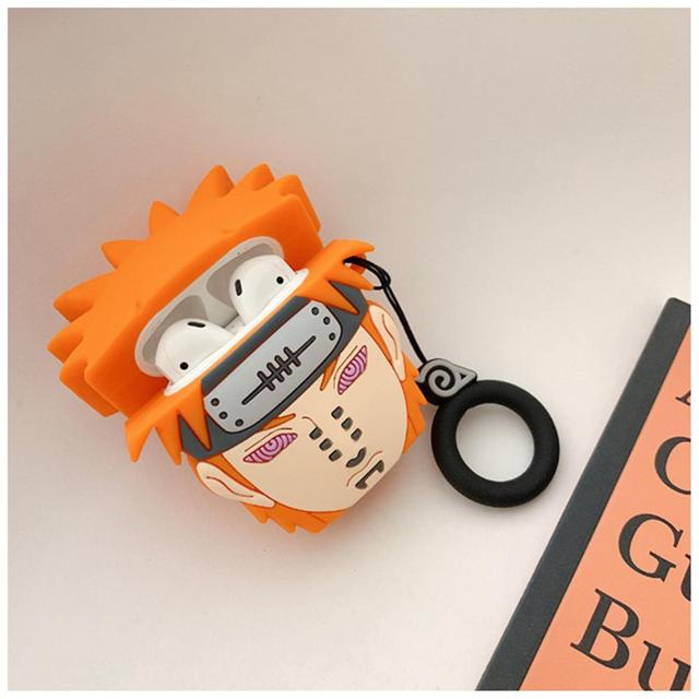Naruto Goku Anime + ring Case For Airpods