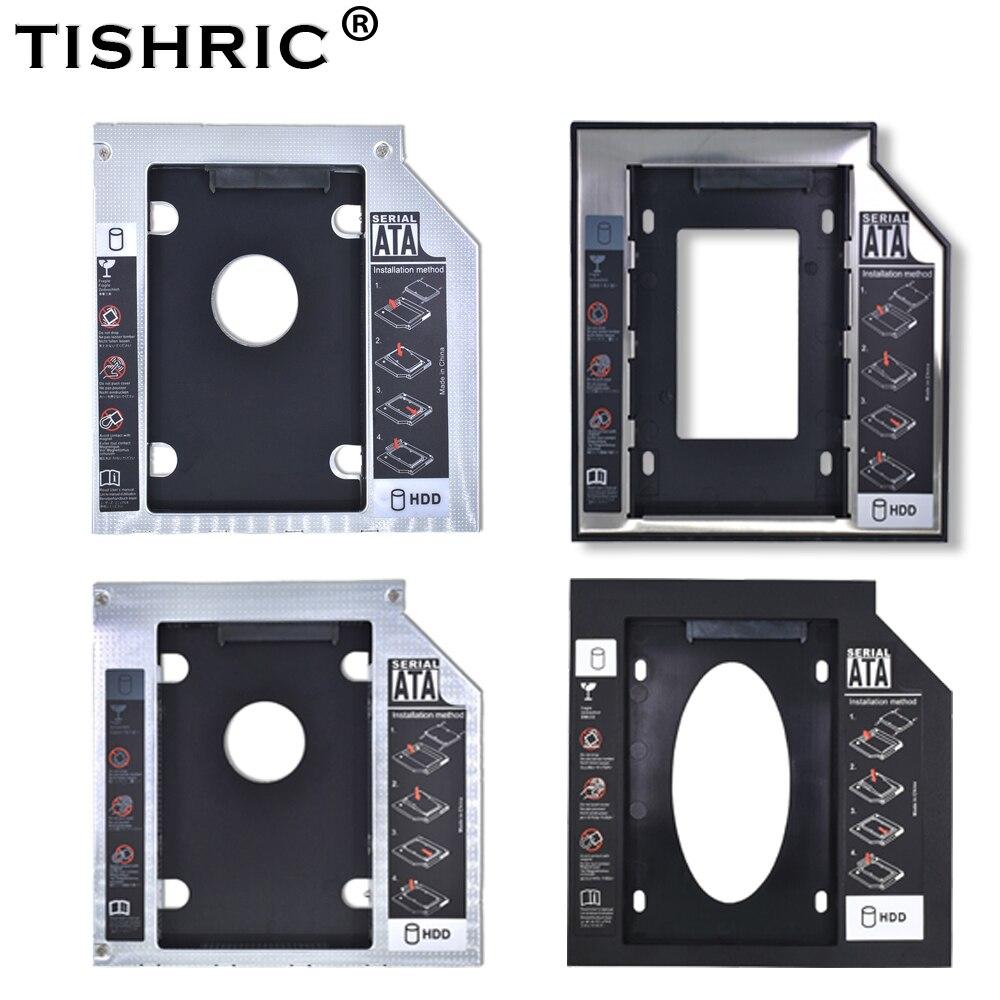 Tishric Universal Aluminum/Plastic 9.5mm SATA 3.0 2.5