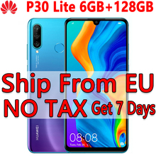 EU In Stock HUAWEI P30 Lite 6GB 128GB Global Version 6.15 inch with Google Play