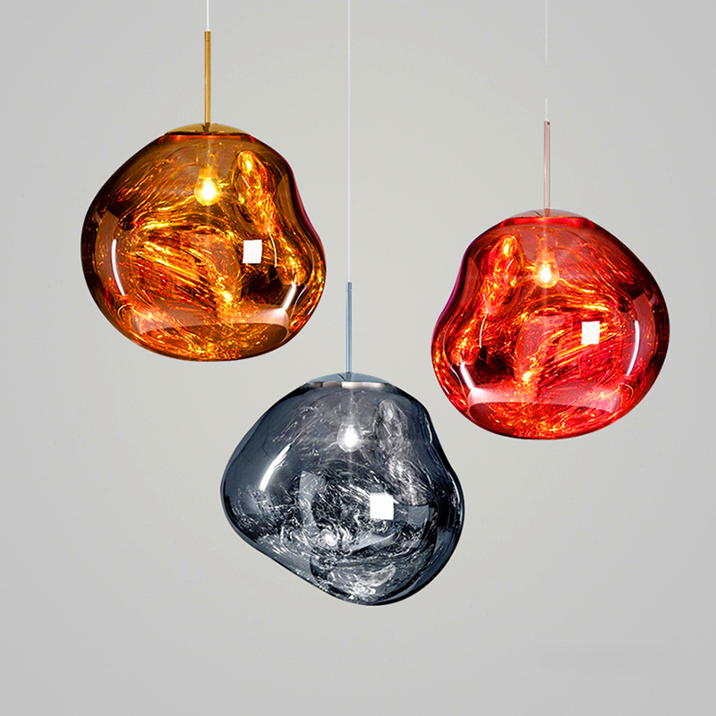 Nordic Original edition Lava pendant lights glass Ball lighting Bedroom Kitchen Hanging Lamps Modern de home bar Pendant Lamp