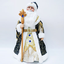 Poupée en peluche du père noël pour enfants, décorations pour le jour de noël, seau à bonbons, cadeaux pour le nouvel an scandinave