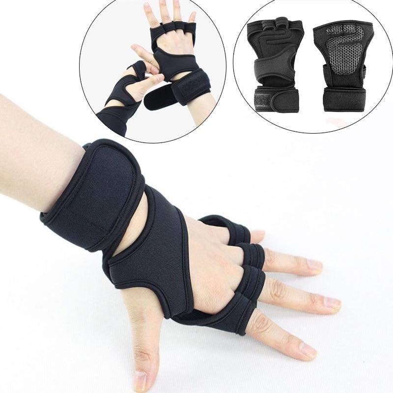 Männer Gym Handschuhe Schwergewicht Sport Übung Gewichtheben Handschuhe Körper Building Training Sport Fitness Handschuhe für Tiert Radfahren