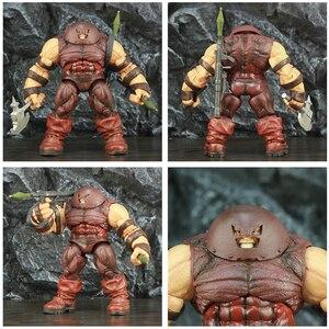 Image 4 - X colosse Captain America Juggernaut figurine daction 10 pouces, 22cm, kos MS Diamond Select DST X Froce Legends jouets, modèle poupées