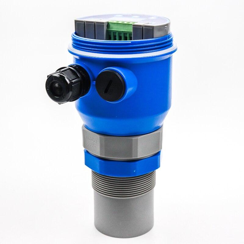 Medidor de nivel de agua sin contacto, sensor ultrasónico RS485 de 8 metros de distancia, para medición de nivel de agua|Instrumentos de medición de nivel| - AliExpress