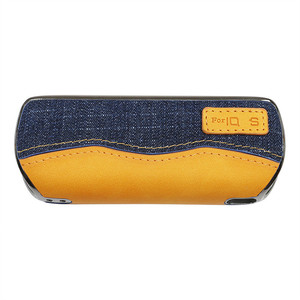 Image 2 - Denim Pressure Skin Cases For IQOS 3.0 Device Portable Anti Fall Protective Covers For Ecig Accessories