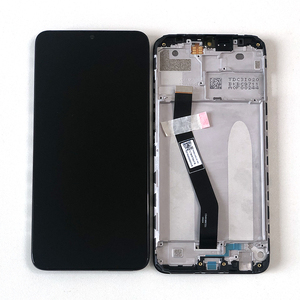 "Image 1 - 6.22 ""orijinal M & Sen Xiaomi Redmi için 8 lcd ekran ekran + dokunmatik ekran digitizer için çerçeve ile Redmi 8A ekran"