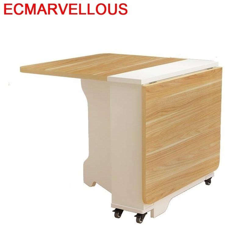 A Manger Moderne Sala Yemek Masasi Room Pliante Comedor Meja Makan Vintage Wood Folding Bureau Desk Mesa De Jantar Dining Table