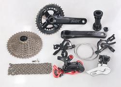 Zestaw grup rowerowych SENSAH CRX 2*11S mtb 11S 22s w Przerzutki rowerowe od Sport i rozrywka na