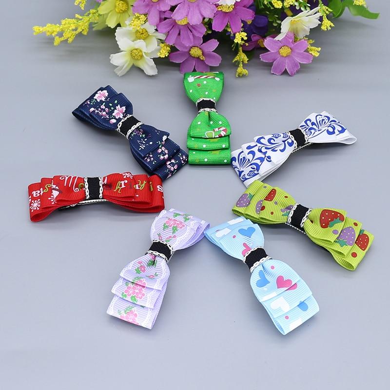 wholesale korean hair clips for girls hairpins headwear Barrettes cute Hair Bows kids Hair Accessories D10-8