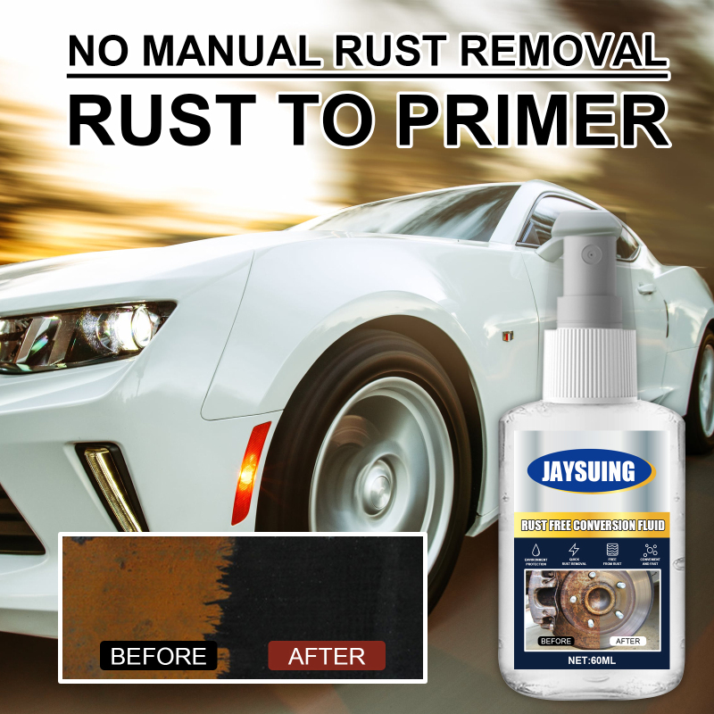 New 60ml Anti-rust For Cars Rust Converter Fluid Multi-Purpose Rust Remover Spray Car Maintenance Iron Powder Cleaning Remover