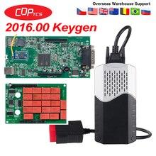 CDP TCS V3.0 реле NEC V5.008 R2 Bluetooth Автомобильный грузовик OBDII сканер,00 keygen obd2 multidiag pro OBD 2 диагностический инструмент