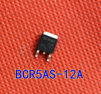 1PCS BCR5AS CR5AS-8 CR5AS-12 TO-252 image