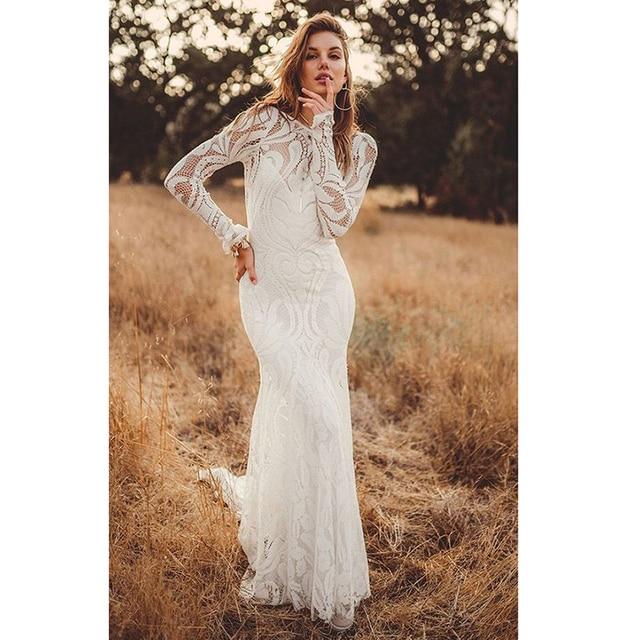 Womens Elegant Wedding Dress
