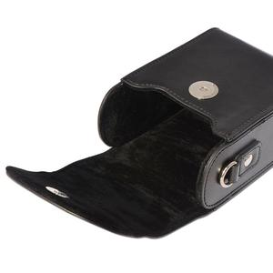 Image 5 - Sacchetto della macchina fotografica di Cuoio Della Copertura di Caso per SONY Z V1 ZV1 RX100 VII VI VA V IV III II RX100M7 RX100M6 RX100VA norma LX7 Golf Telemetro