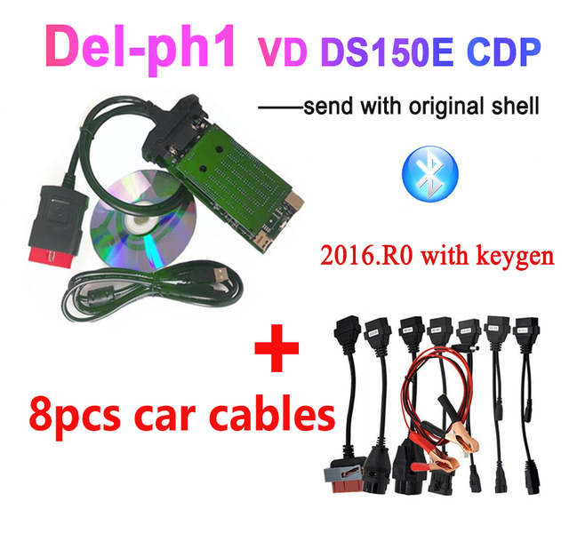 delph1 with cable BT
