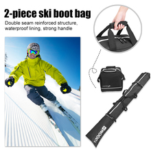 Boot Bag Snowboard And Boot Bag Large Capacity Waterproof Reinforced Portable Carrying Shoulder Handbag Pouch for Men Women