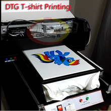 Cloth Fabirc T-Shirts Printing Machine - Digital DTG Printer