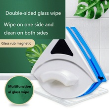 Brush-Tool Double-Side Glass-Cleaner Magnetic-Brush Window-Glass-Brush Cleaning-Tool