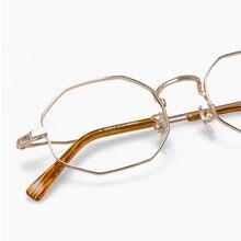 Винтажные ультралегкие очки из чистого титана оправа для женщин